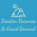 LOCATION CHALET APPARTEMENT LE GRAND BORNAND Logo